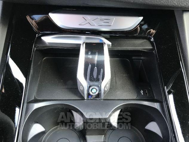 BMW X3 20D X-DRIVE M-SPORT BLANC Neuf - 17