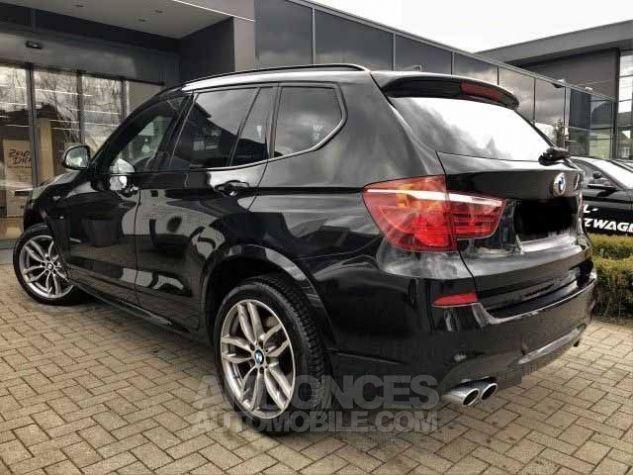 BMW X3 F25 XDRIVE30DA 258CH M SPORT NOIR Occasion - 3