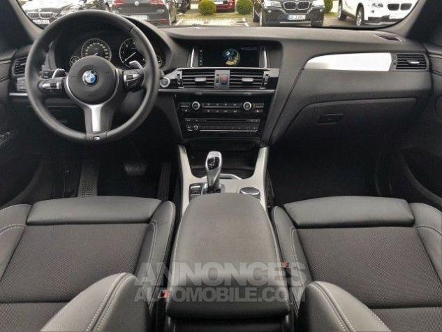 BMW X3 F25 XDRIVE30DA 258CH M SPORT NOIR Occasion - 4