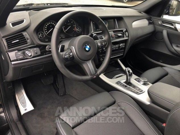 BMW X3 F25 XDRIVE30DA 258CH M SPORT NOIR Occasion - 7