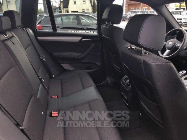 BMW X3 F25 XDRIVE30DA 258CH M SPORT NOIR Occasion - 9