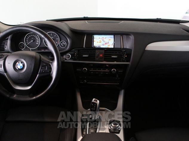 BMW X3 (F25) XDRIVE35DA 313CH LOUNGE PLUS Blanc Occasion - 4