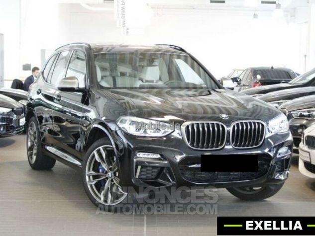 BMW X3 M40d  NOIR PEINTURE METALISE  Occasion - 1