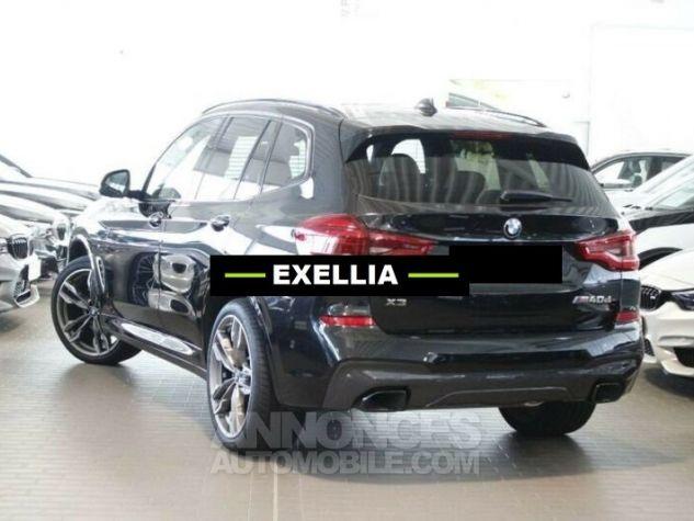 BMW X3 M40d  NOIR PEINTURE METALISE  Occasion - 2