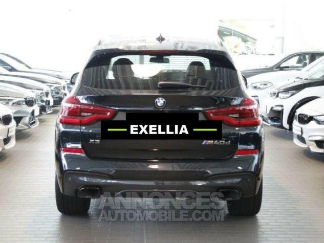 BMW X3 M40d  NOIR PEINTURE METALISE  Occasion - 4