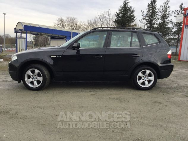 BMW X3 Pack Luxe Noir Occasion - 2