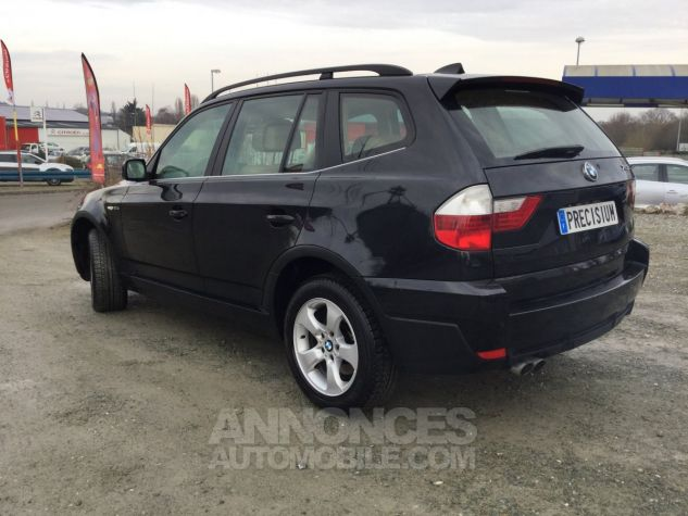 BMW X3 Pack Luxe Noir Occasion - 3