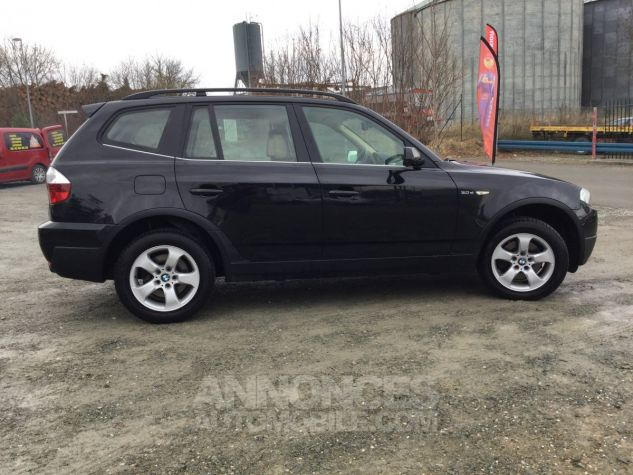 BMW X3 Pack Luxe Noir Occasion - 5