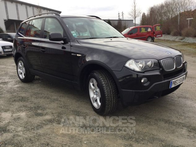 BMW X3 Pack Luxe Noir Occasion - 6