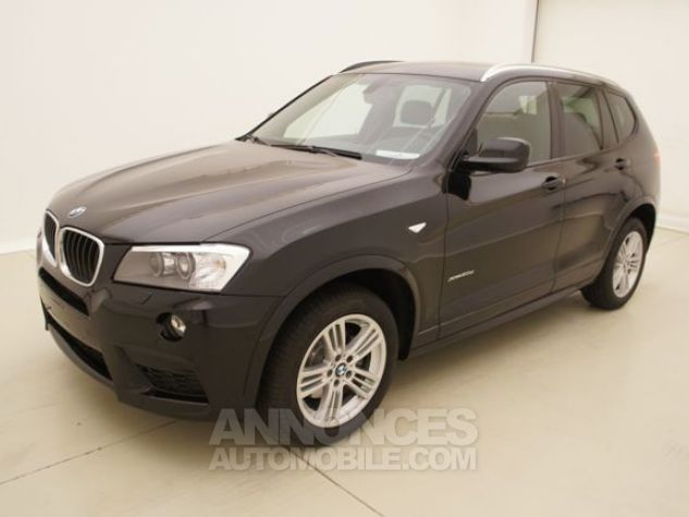 BMW X3 Pack M Noir Occasion - 0