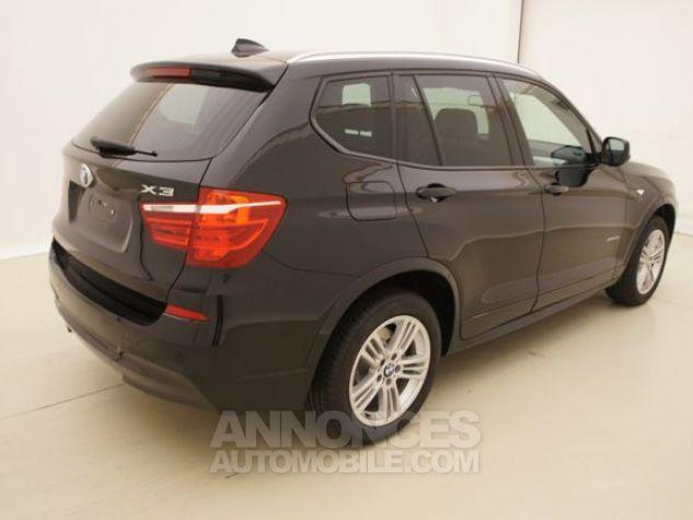 BMW X3 Pack M Noir Occasion - 1