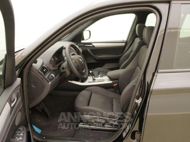 BMW X3 Pack M Noir Occasion - 2