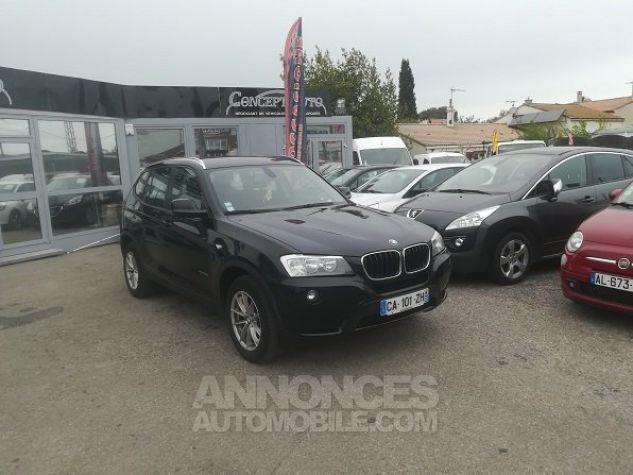 BMW X3 PROFESSIONNEL NOIR METAL Occasion - 0