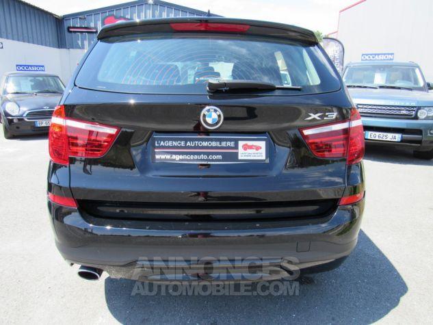 BMW X3 sDrive18d 150ch Lounge NOIR Occasion - 3