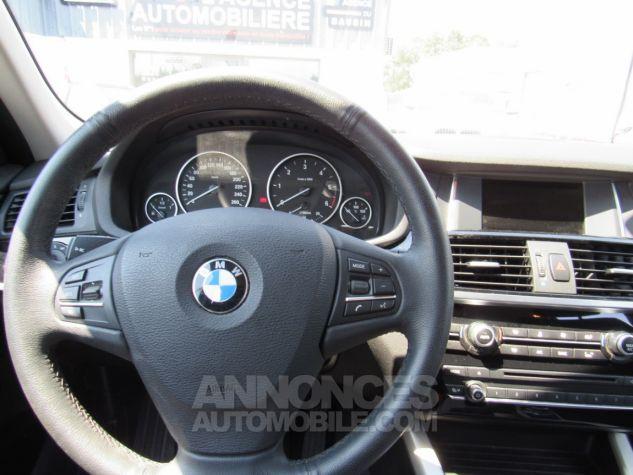 BMW X3 sDrive18d 150ch Lounge NOIR Occasion - 4