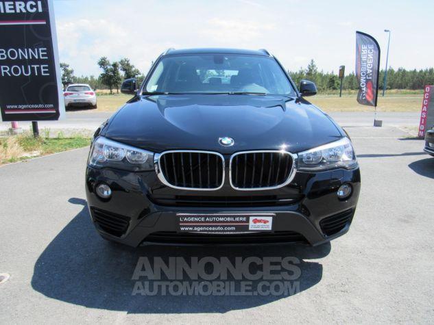 BMW X3 sDrive18d 150ch Lounge NOIR Occasion - 0