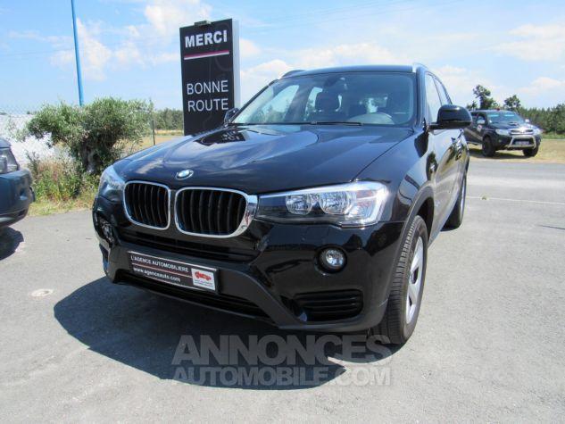 BMW X3 sDrive18d 150ch Lounge NOIR Occasion - 6