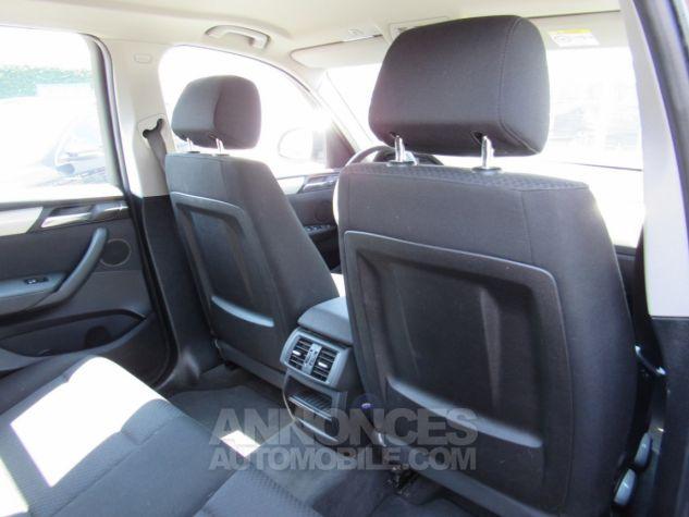 BMW X3 sDrive18d 150ch Lounge NOIR Occasion - 7