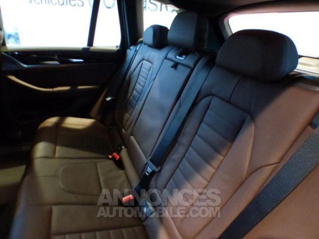 BMW X3 sDrive18dA 150ch xLine Euro6c Saphirschwarz metallise Occasion - 6