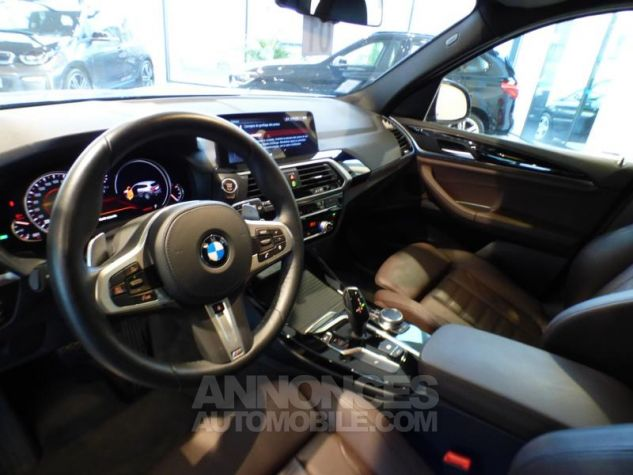 BMW X3 sDrive18dA 150ch xLine Euro6c Saphirschwarz metallise Occasion - 8