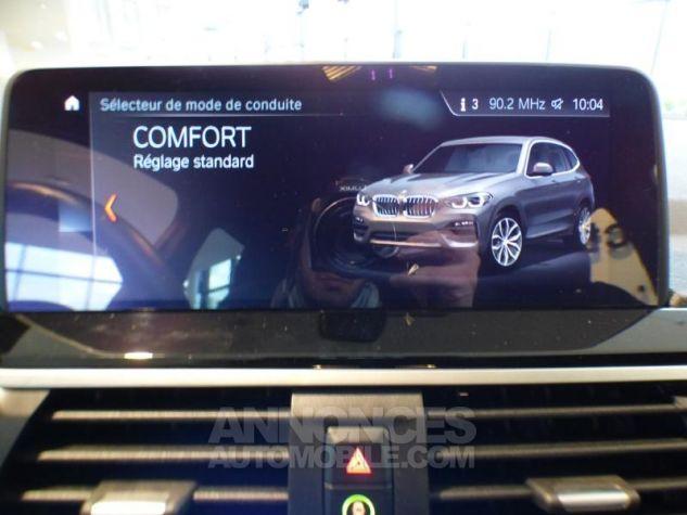 BMW X3 sDrive18dA 150ch xLine Euro6c Saphirschwarz metallise Occasion - 15
