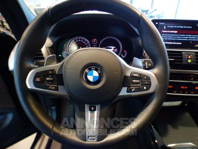BMW X3 sDrive18dA 150ch xLine Euro6c Saphirschwarz metallise Occasion - 19