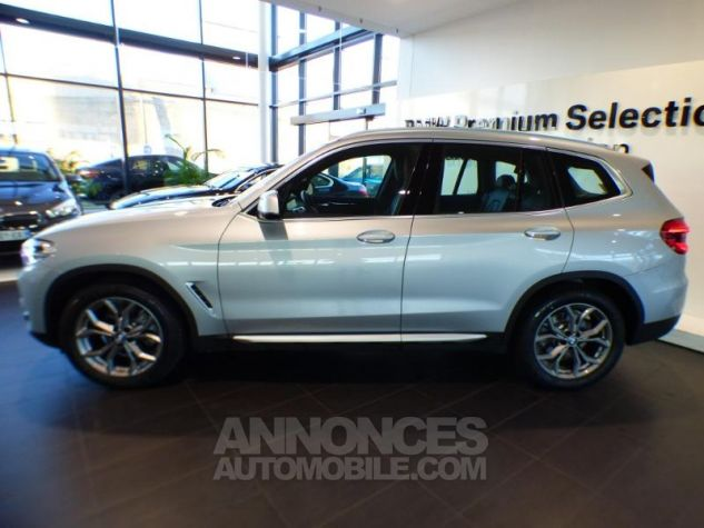 BMW X3 sDrive18dA 150ch xLine Euro6c GLACIER SILBER Occasion - 2
