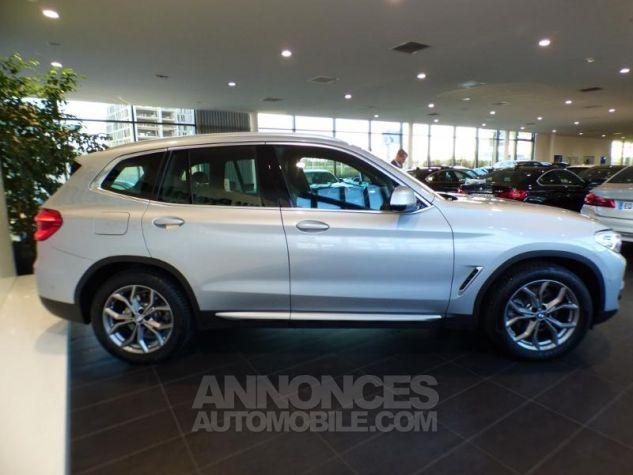 BMW X3 sDrive18dA 150ch xLine Euro6c GLACIER SILBER Occasion - 3