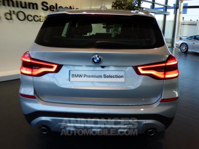 BMW X3 sDrive18dA 150ch xLine Euro6c GLACIER SILBER Occasion - 4
