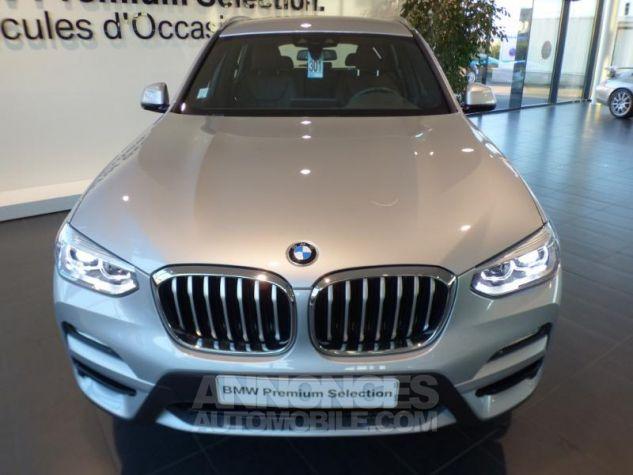BMW X3 sDrive18dA 150ch xLine Euro6c GLACIER SILBER Occasion - 5