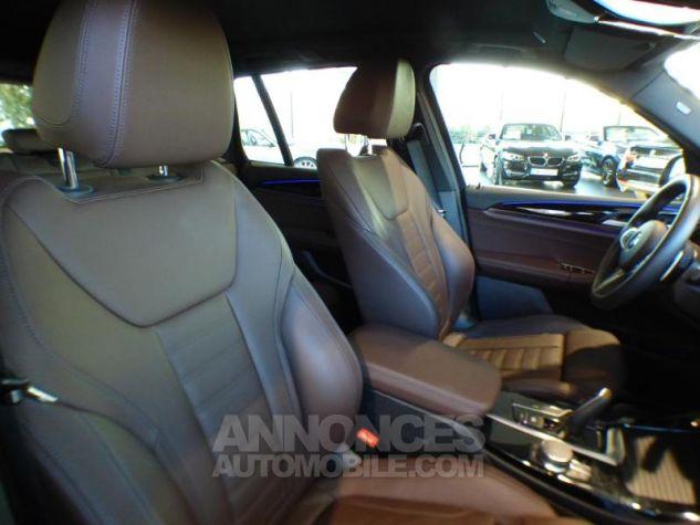 BMW X3 sDrive18dA 150ch xLine Euro6c GLACIER SILBER Occasion - 7