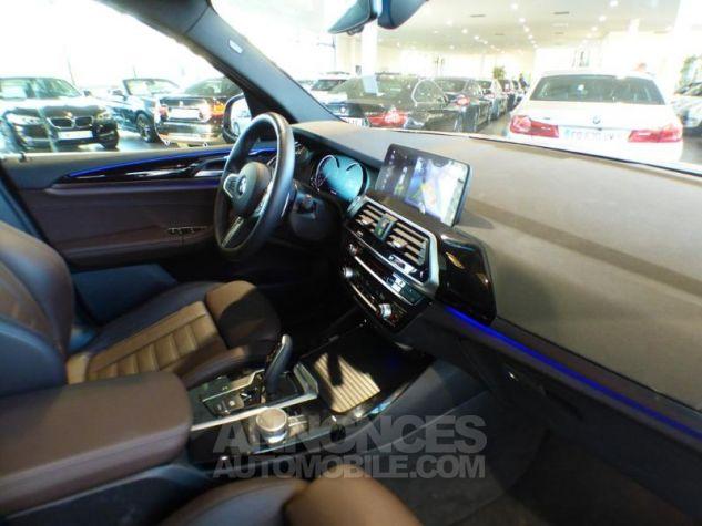 BMW X3 sDrive18dA 150ch xLine Euro6c GLACIER SILBER Occasion - 8