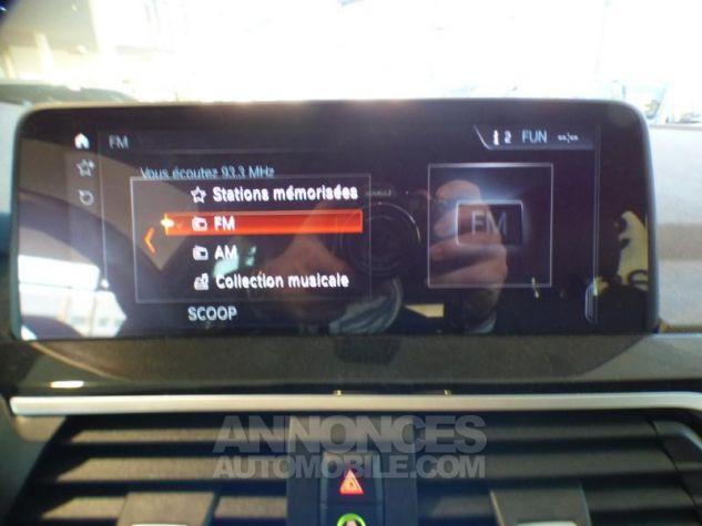 BMW X3 sDrive18dA 150ch xLine Euro6c GLACIER SILBER Occasion - 10
