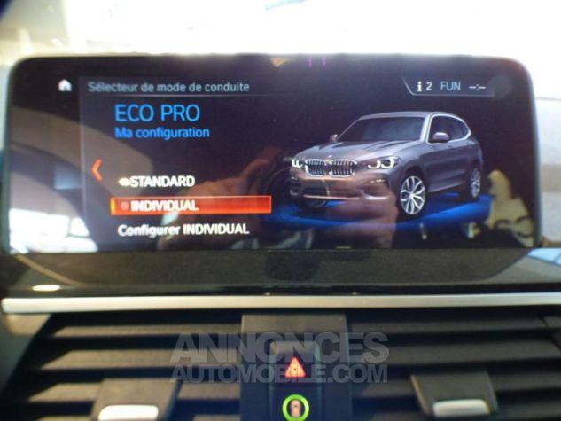 BMW X3 sDrive18dA 150ch xLine Euro6c GLACIER SILBER Occasion - 13