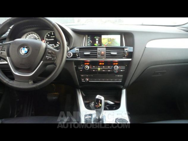 BMW X3 sDrive18dA 150ch xLine Start Edition GRIS CLAIR Occasion - 4