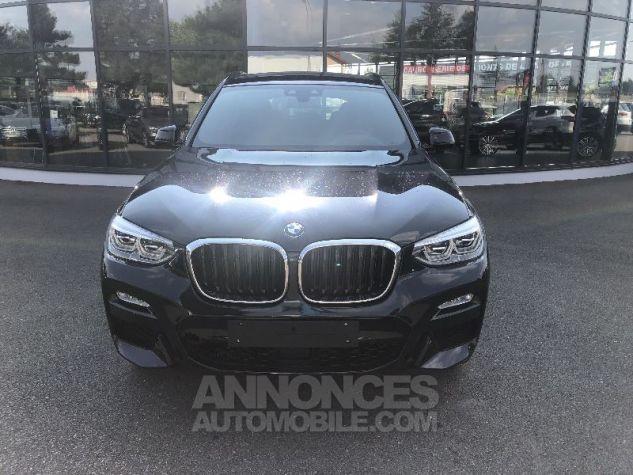 BMW X3 X-DRIVE 30 DA M-SPORT NOIR CARBONE Neuf - 1