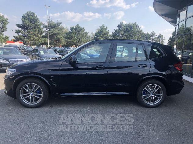 BMW X3 X-DRIVE 30 DA M-SPORT NOIR CARBONE Neuf - 3