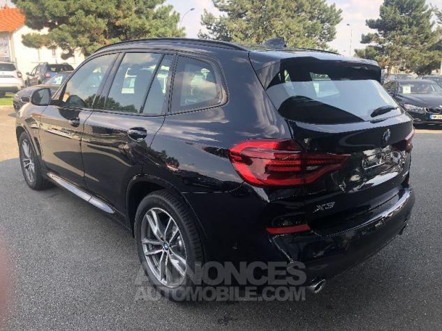 BMW X3 X-DRIVE 30 DA M-SPORT NOIR CARBONE Neuf - 4