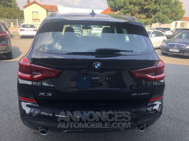 BMW X3 X-DRIVE 30 DA M-SPORT NOIR CARBONE Neuf - 5