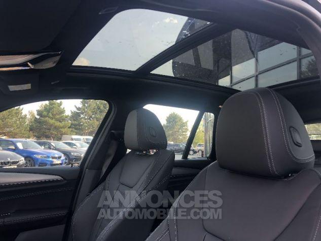 BMW X3 X-DRIVE 30 DA M-SPORT NOIR CARBONE Neuf - 8