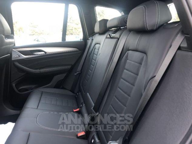 BMW X3 X-DRIVE 30 DA M-SPORT NOIR CARBONE Neuf - 9