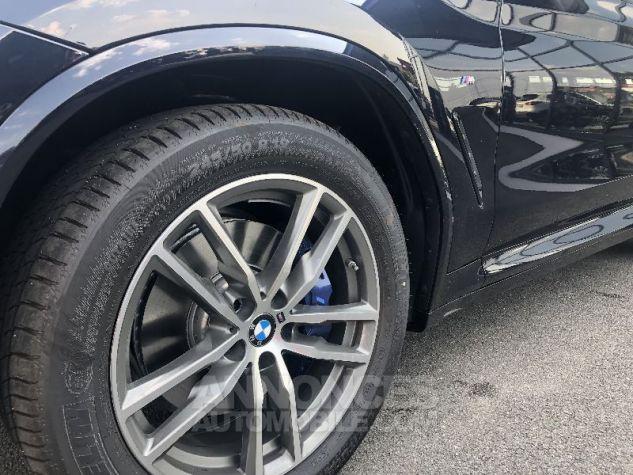 BMW X3 X-DRIVE 30 DA M-SPORT NOIR CARBONE Neuf - 19