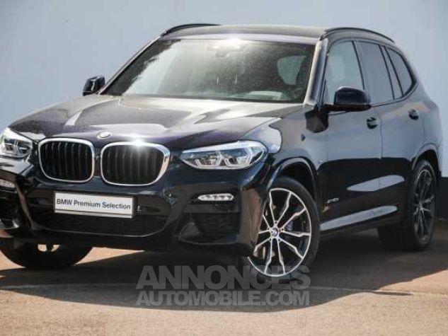 BMW X3 xDrive20d Noir Occasion - 0