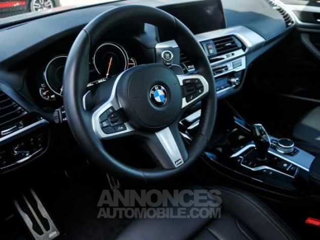BMW X3 xDrive20d Noir Occasion - 1
