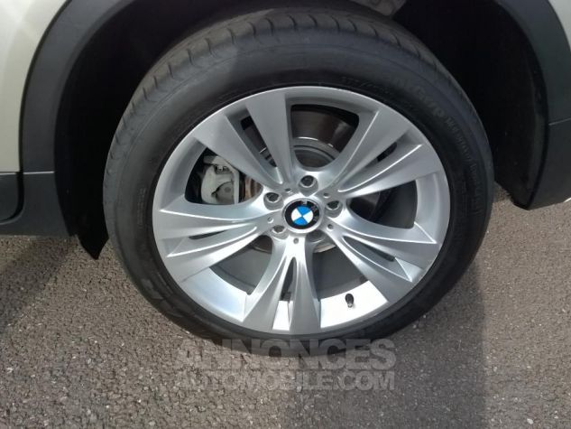 BMW X3 XDRIVE20D 184CH Luxe Gris Occasion - 10
