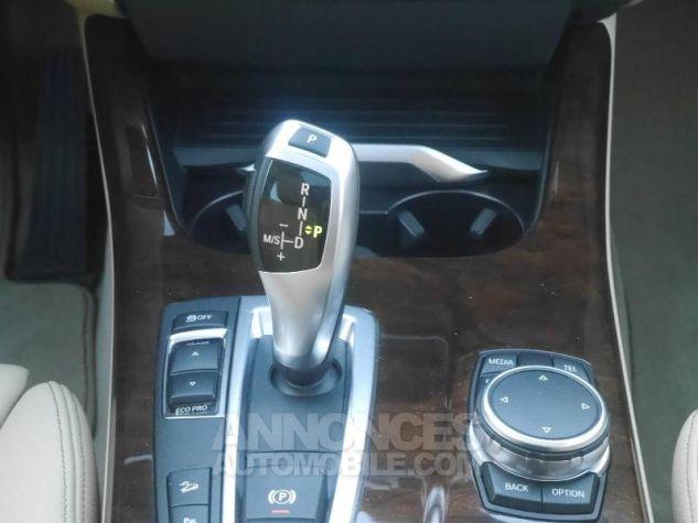 BMW X3 xDrive20dA 190ch Executive Saphirschwarz Occasion - 10