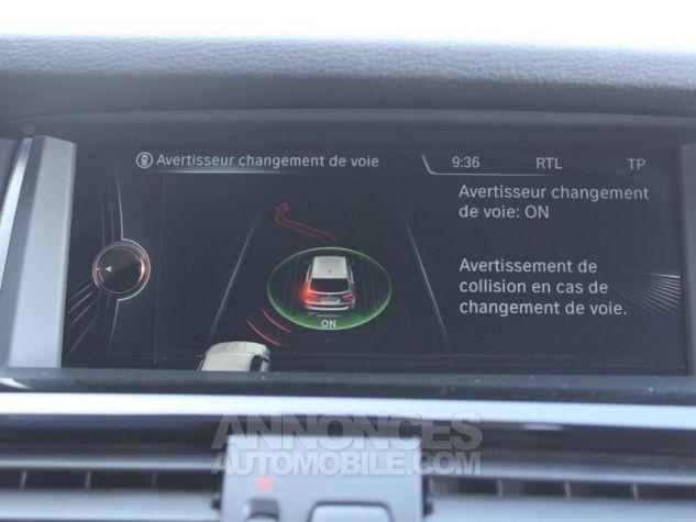 BMW X3 xDrive20dA 190ch Lounge Plus Gris Foncé Occasion - 11
