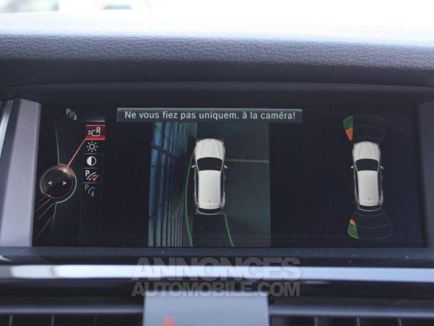 BMW X3 xDrive20dA 190ch Lounge Plus Gris Foncé Occasion - 13