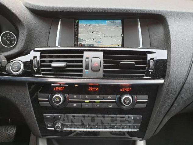 BMW X3 xDrive20dA 190ch Lounge Plus Glaciersilber Occasion - 6