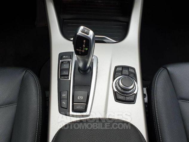 BMW X3 xDrive20dA 190ch Lounge Plus Glaciersilber Occasion - 9